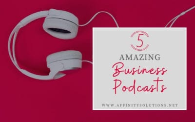 5 of the Best Business Podcasts for Navigating Crisis